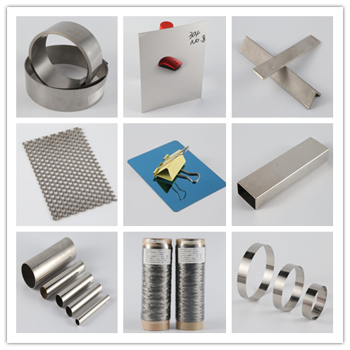 ASTM SUS 201 304 316L 410 430 Stainless Steel Supper Hua Xiao Metal for Building Material