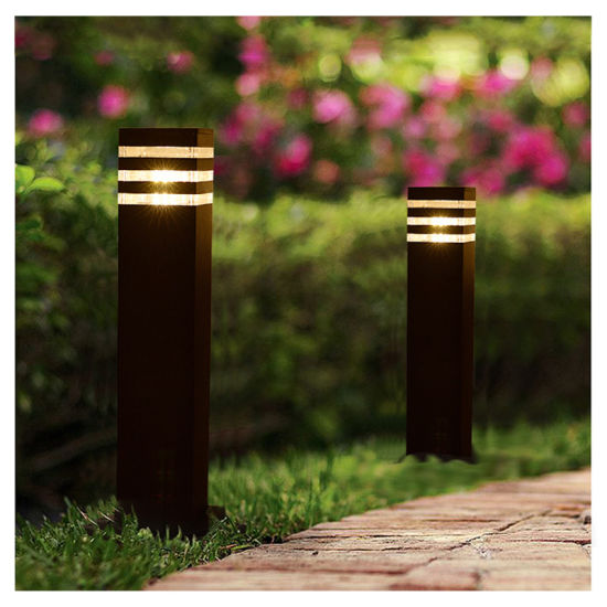 Lawn Lamp Modern Garden Courtyard Villa