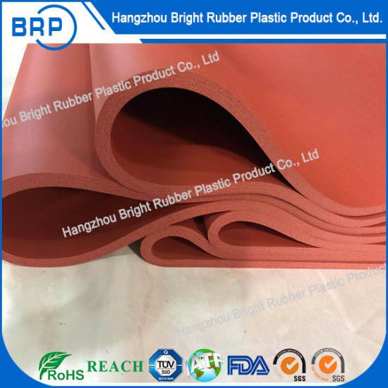 Silicone Foam Sheets