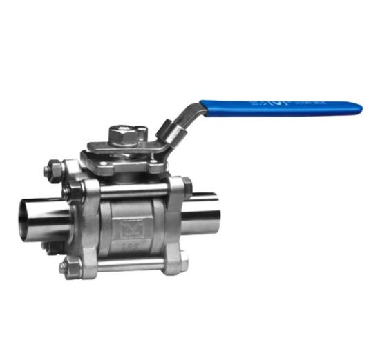 Customized OEM Manual Industrial Sanitary Stainless Steel Ball Valve