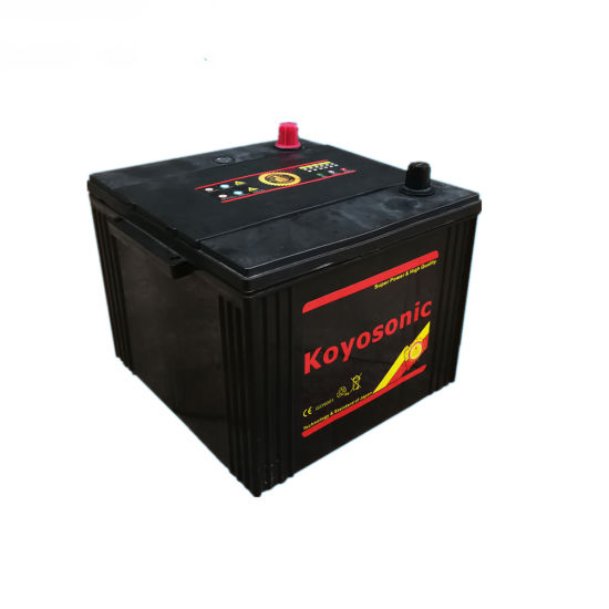 Maintenance Free 12V 100ah 6tn Battery Tank Battery Military Battery