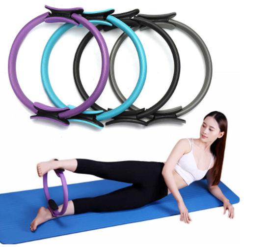 Training Pilates Circle Home Fitness Sport Yoga Pilates Ring