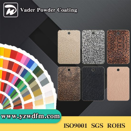 Ral Colors Epoxy Powder Coating for Metal Port Coating