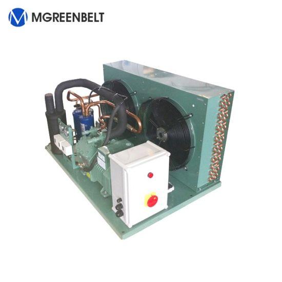 Semi-Hermetic Refrigeration Bitzer Unit for Cold Room Storage