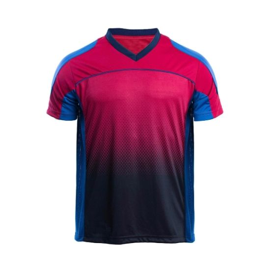 OEM Wholesale Soccer Jersey Best Quality Sublimated Custom Football Jersey Sports Wear Soccer Jersey