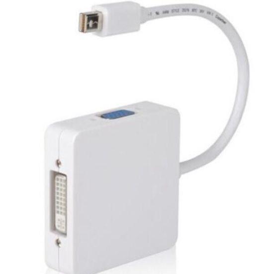 Mini Dp Male to DVI Female Cable