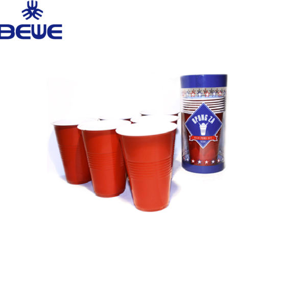 OEM Wholesale Cheap Beer Pong Drinking Game Set