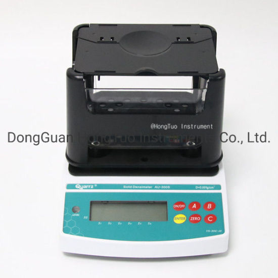 AU-1200S Digital Electronic Solid Density Tester, Density Meter, Densimeter, Densitometer, Density Measuring Equipment