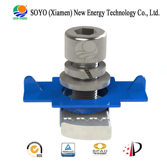 Soyo Energy Mounting Parts for Solar Clamp Kit