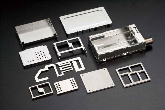 Desheng OEM/Customized ODM Sheet Metal Fabrication Custom Sheet Stamping Various Cabinets Part
