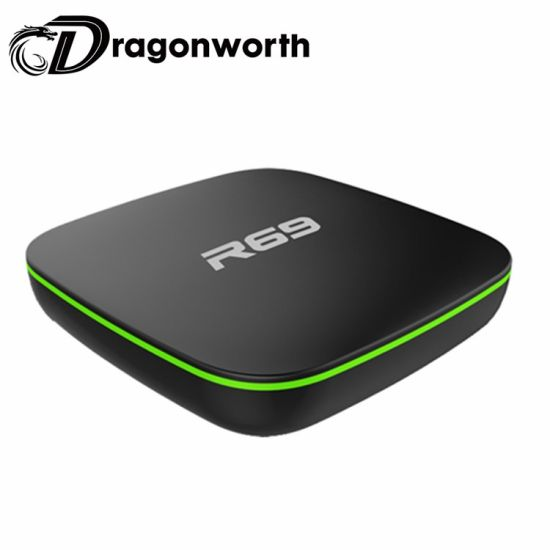 Cheapest Android Smart TV Box R69 H2 1GB 8GB Set Top Box R69 Allwinner 2GB 16GB R69 Smart TV Box pictures & photos