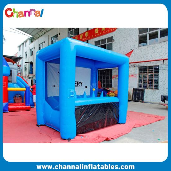 Interesting Shooting Game Inflatable Archery Games for Kids