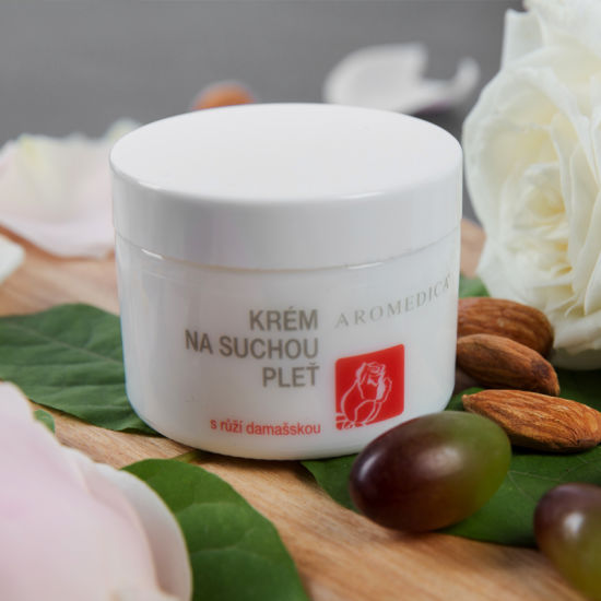 Daily Skin Care Whitening Face Cream with Bulgarian Rose