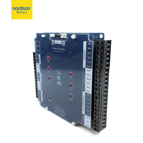 Single door 2 RFID Readers TCP//IP Access Control T//A