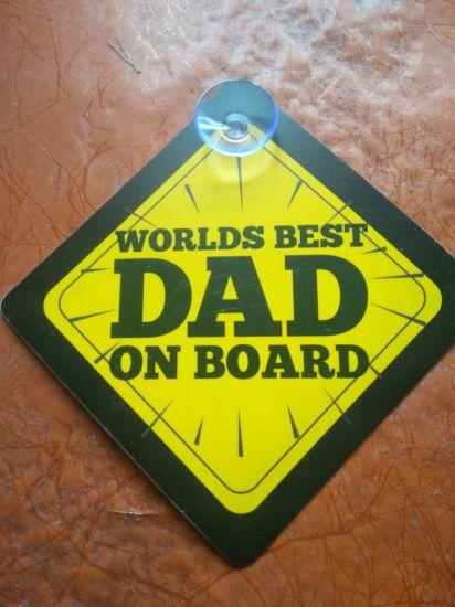 "Baby Jack /& Zero /""BABY ON BOARD/"" Sign Vinyl Decal Sticker"