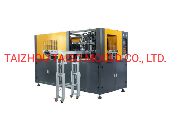 Two Cavities Hand Feeding Jar Bottles Automatic Blow Machine/Plastic Machinery/Plastic Machine/Plastic Injection Blowing Machine/Plastic Machine with CE