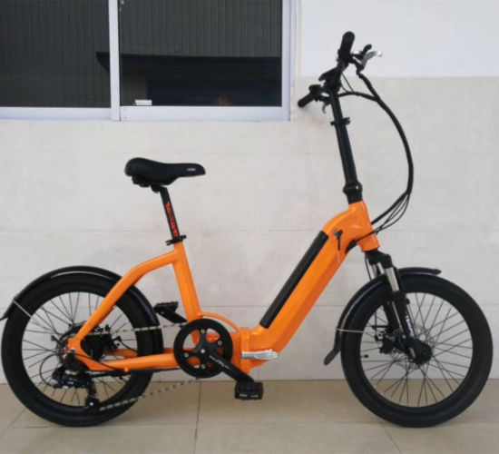 Fashion Folded Ebike 2018 China New Electric Bike 36V 250W E Bicycle for Adults and Kids pictures & photos