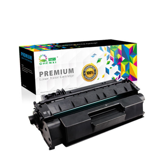 CHENXI laser printer cartridge 05A/80A Compatible for HP P2035 P2055 Prom400 m401