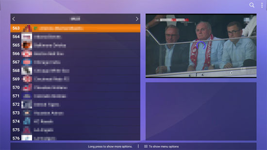 IPTV Reseller Panel North American M3u Link IPTV Software