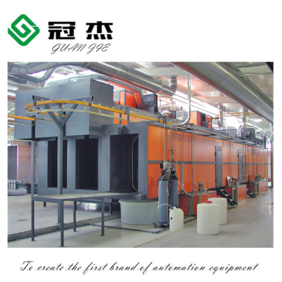 Factory Wholesale Price Home Furniture Powder Coating Production Line for Office Furniture