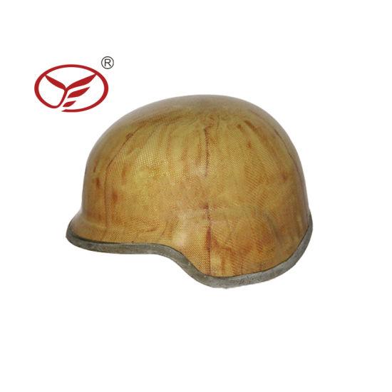 Nij Iiia Pasgt/M88 Aramid/PE Military Combat Ballistic Bulletproof Helmet