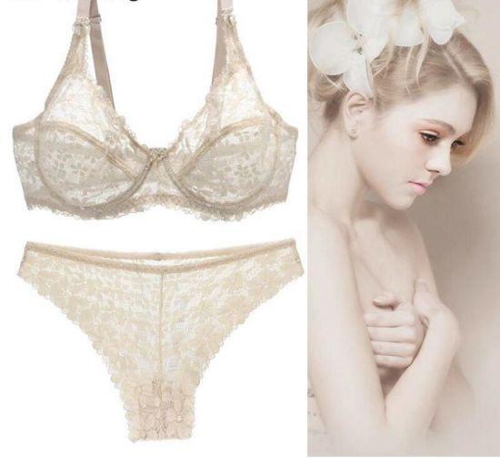 9f16d40998 China Factory Price Latest Hot Bra and Panty Underwear Set - China ...