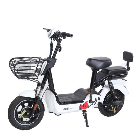 Mini Convenient Electric Scooter Electric Bicycle with Pedals
