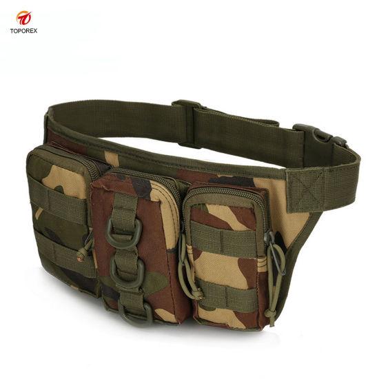 a9ad8b218fe4 China Military Tactical Waist Bag Waterproof Hip Pack Belt Bag ...