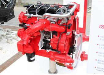 Cummins Isf2.8 Electronic Bus Coach Truck Auto Diesel Motor Engine