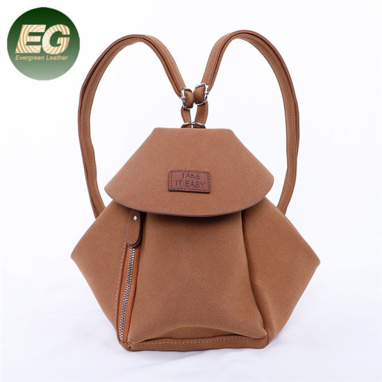 c8a897edd1e7 Functional Fashion Small Lady Backpack Women Shoulder Bag Wholesale Sh762  pictures   photos