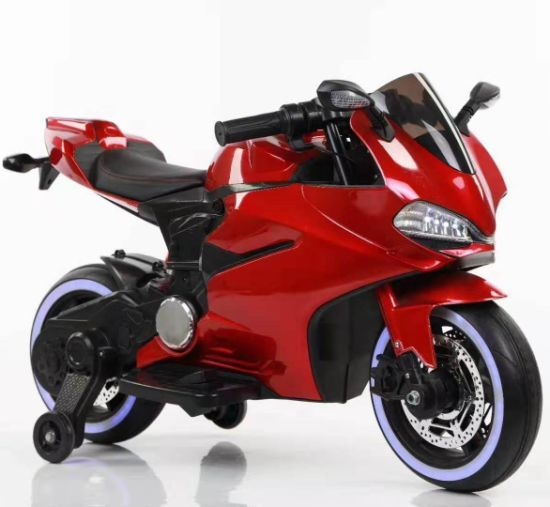 Good Selling Baby Battery Motorcycle Ride on Electric Bike