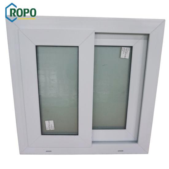 finest selection 57646 e3da6 PVC Vinyl Obscure Double Glazed Sliding Window