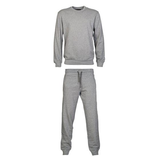 Blank Cotton Polyester Sportswear Wholesale Tracksuit