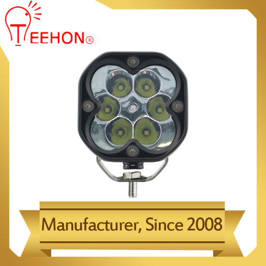 2018 New Product 30W LED Truck Working Lamp Light
