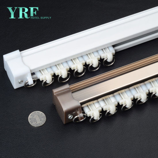 Guangzhou Foshan Factory Supply Aluminum Stage Curtain Track for Yrf