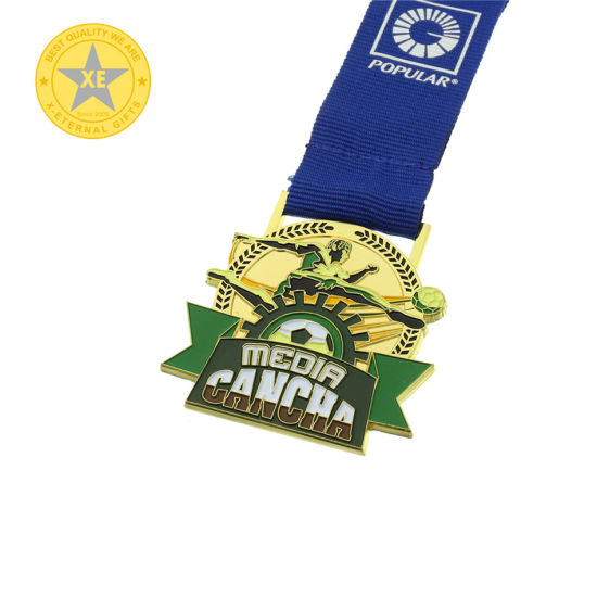 China Professional Manufacturer Custom Shape Sport Medals pictures & photos