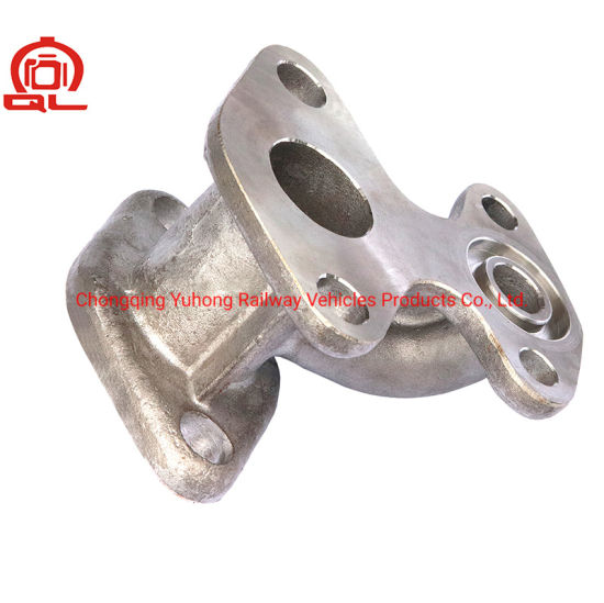 Stainless Steel Main Pipe Tee Joint for Railway Piping System pictures & photos