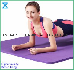 Wholesale Eco-Friendly High-Quantity EVA Foam/Natural Rubber Yoga Mat
