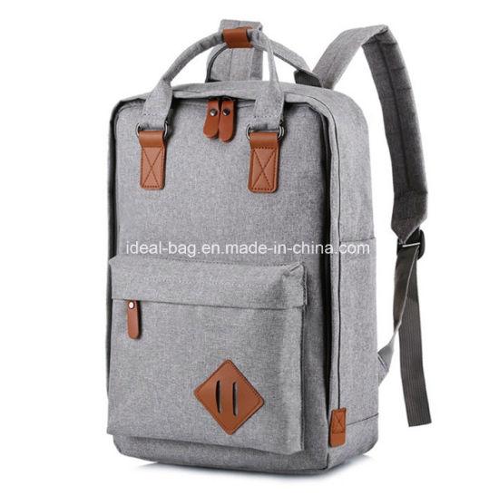 Fashion Sport School Student Shoulder Backpack Travel Business 14 Inch USB Notebook Laptop Computer Bag Promotional Wholesale