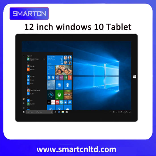 China 12 Inch Windows Tablet PC Windows 10 4GB+64GB with Keyboard - China  Tablet PC and Tablet price