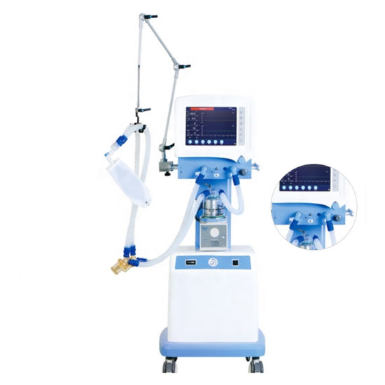 ICU Ventilator for Adult and Children Vg70