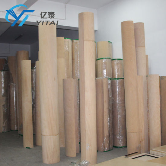 Rotary Cut Pine Plywood Wood Timber for Packing