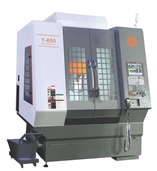 CNC Taiwanese-System Deep Hole Drilling Machine