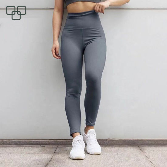 38ac32a88 China Athletic Workout Pants Ladies Active Wear Custom Gym Tights ...
