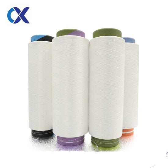 Polyester Yarn Full Dull DTY 50d/72f Fd RW SIM