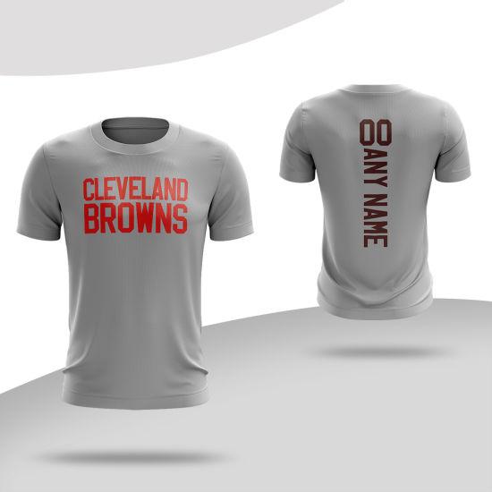 Factory Custom Men′ S Round-Neck T-Shirt Sublimation Printing