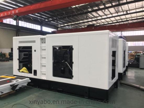100kVA 200kVA 300kVA 400kVA 800kVA 1000kVA Soundproof Diesel Generator Perkins Power Generator