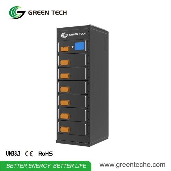 Deep Cycle Graphene Battery Pack 400V 50kwh Graphene Battery for Solar Storage Telecom Backup Battery