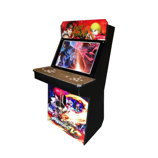 China Tekken Arcade Machine Cheap Arcade Games for Sale