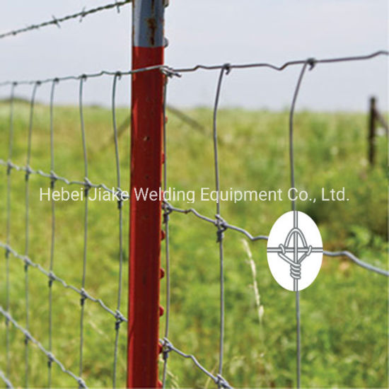 Hot Sale Fixed Knot Horse Wire Mesh Fence